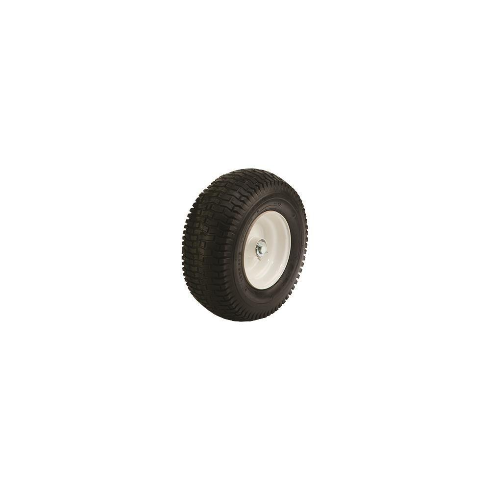 Notch Replacement Tire and Rim for Log Dolly and Trolley