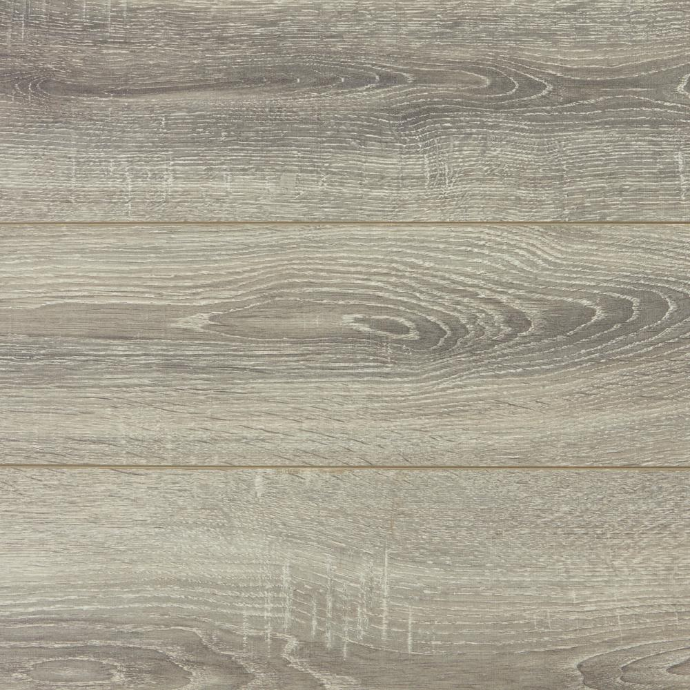 Embossed Silverbrook Aged Oak 12 mm Thick x 6-1/6 in. Wide