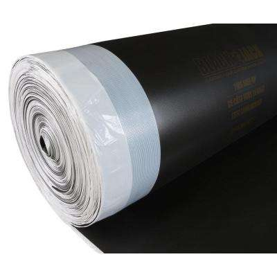 600 sq. ft. Value Roll of Black Jack Pro 2-in-1 Laminate Underlayment