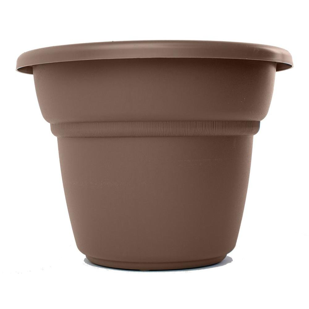 Bloem 5 in. Curated Milano Plastic Planter (24-Pack)