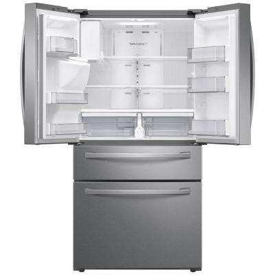 28 cu. ft. 4-Door French Door Refrigerator in Fingerprint Resistant Stainless Steel