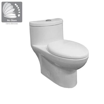 American Standard Tofino 1-Piece 1.1 GPF Dual Flush Elongated Toilet