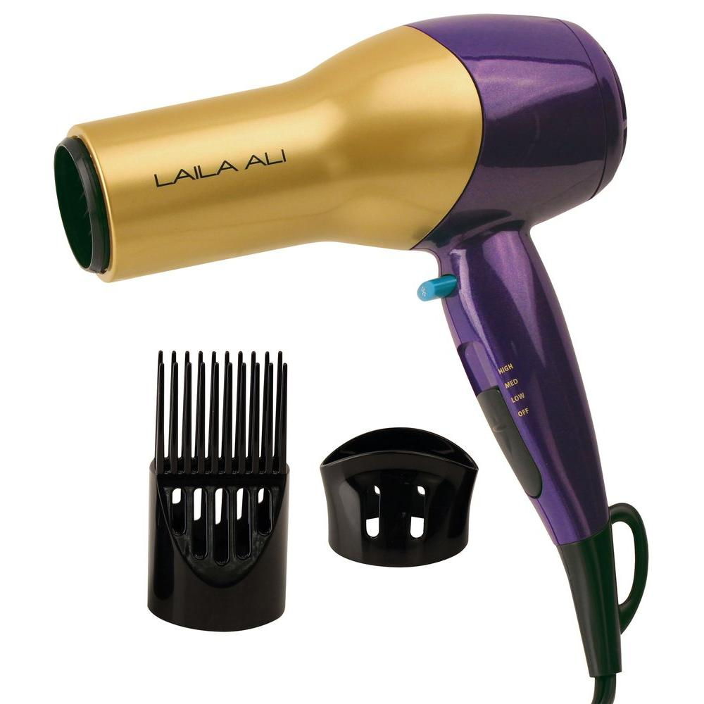 Laila 1300-Watt Turbo Ionic Hair Dryer