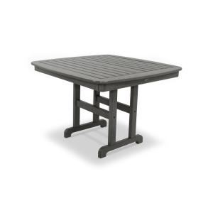 Trex Outdoor Furniture Yacht Club 44 inch Stepping Stone Patio Dining Table by Trex Outdoor Furniture
