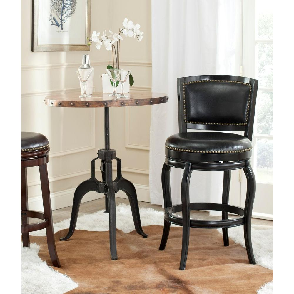 Home Decorators Collection 29 In Warm Cherry Bar Stool