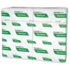 Perform Interfold Napkins, 1-Ply, 6 1/2 in. x 4 1/4 in., White, 376/PK, 6016/Carton