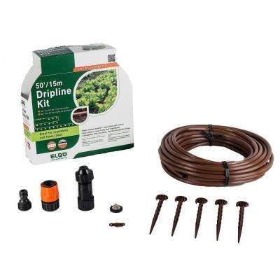 50 ft. Dripper Kit with Hose