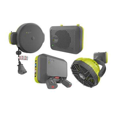 Garage Door Opener Accessory Bundle