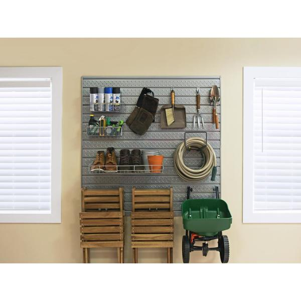 Garage Cabinets NewAge Products Bold Series Gray 12 Piece Set 51562