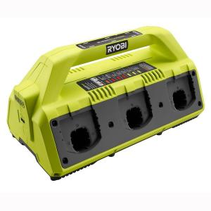 Ryobi 18 Volt One 6 Port Dual Chemistry Intelliport Super
