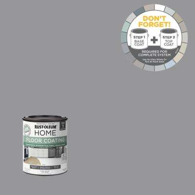 1 qt. Aged Gray Interior Floor Base Coating