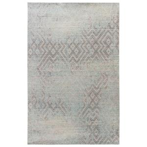 Jaipur Rugs Dove 2 ft. x 3 ft. Vintage Accent Rug by Jaipur Rugs