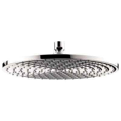Raindance 300 Air 1-Spray 12 in. Showerhead in Chrome