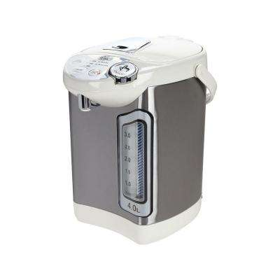 16.90-Cup Stainless Steel Auto Feed Electric Hot Water Dispenser