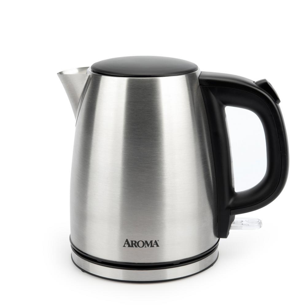Aroma Awk-267SB 1.0-Liter Electric Kettle