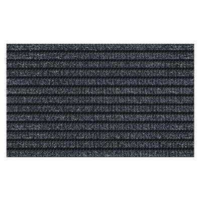 Multi Scraper Flint 17.5 in. x 30 in. Door Mat