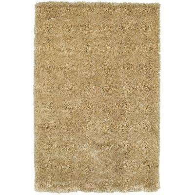 Serenity Oatmeal 8 ft. x 10 ft. Indoor Area Rug