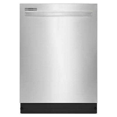 Top Control Built-In Tall Tub Dishwasher in Stainless Steel