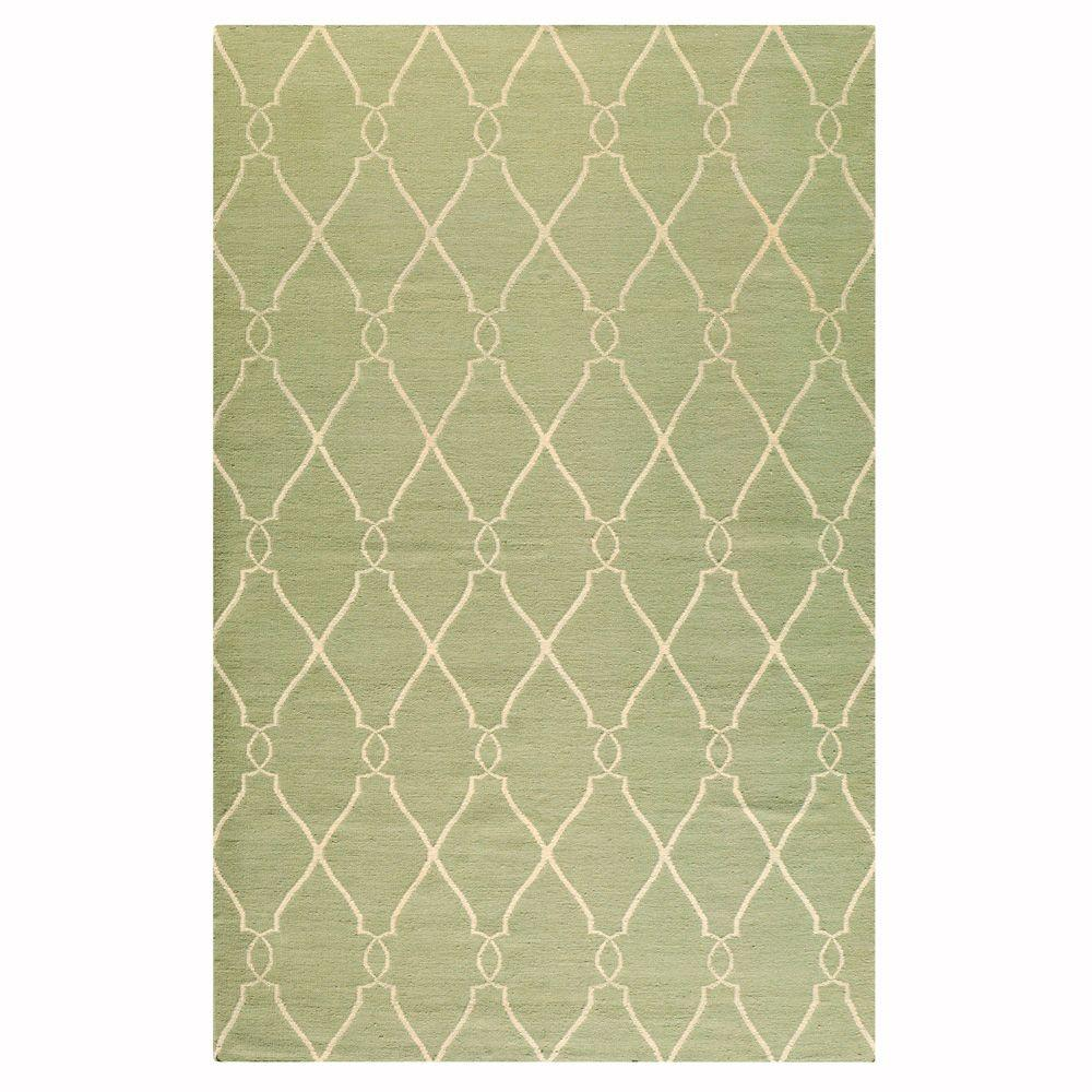 Home Decorators Collection Argonne Sage 9 ft. X 13 ft. Area Rug
