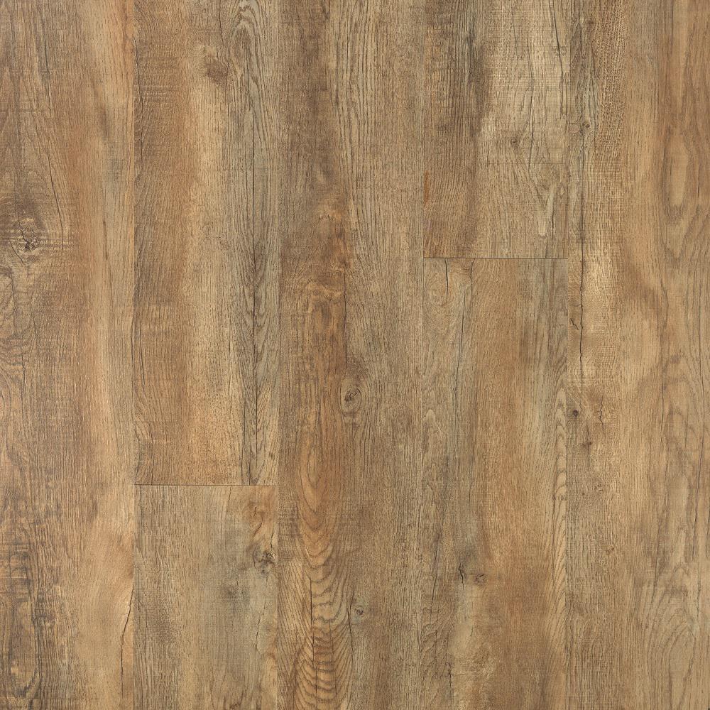 Starling Oak 7.5 in. x 48 in. Premium Rigid Vinyl Plank Flooring 17.32 sq. ft. per Carton