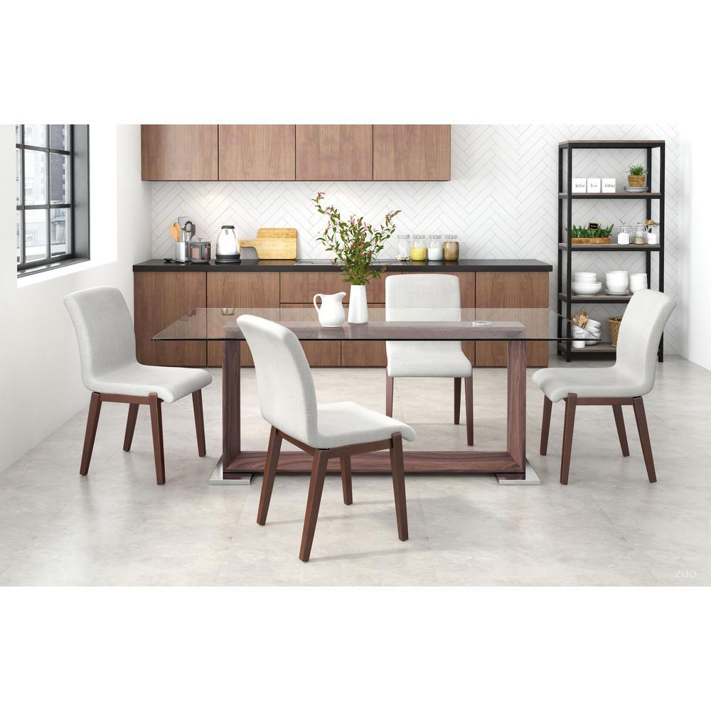 Hamilton Beige Dining Chair (Set of 2)