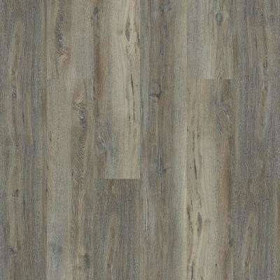 Melrose Oak Click 9 in. x 59 in. Bard Board Resilient Vinyl Plank Flooring (21.79 sq. ft. / case)