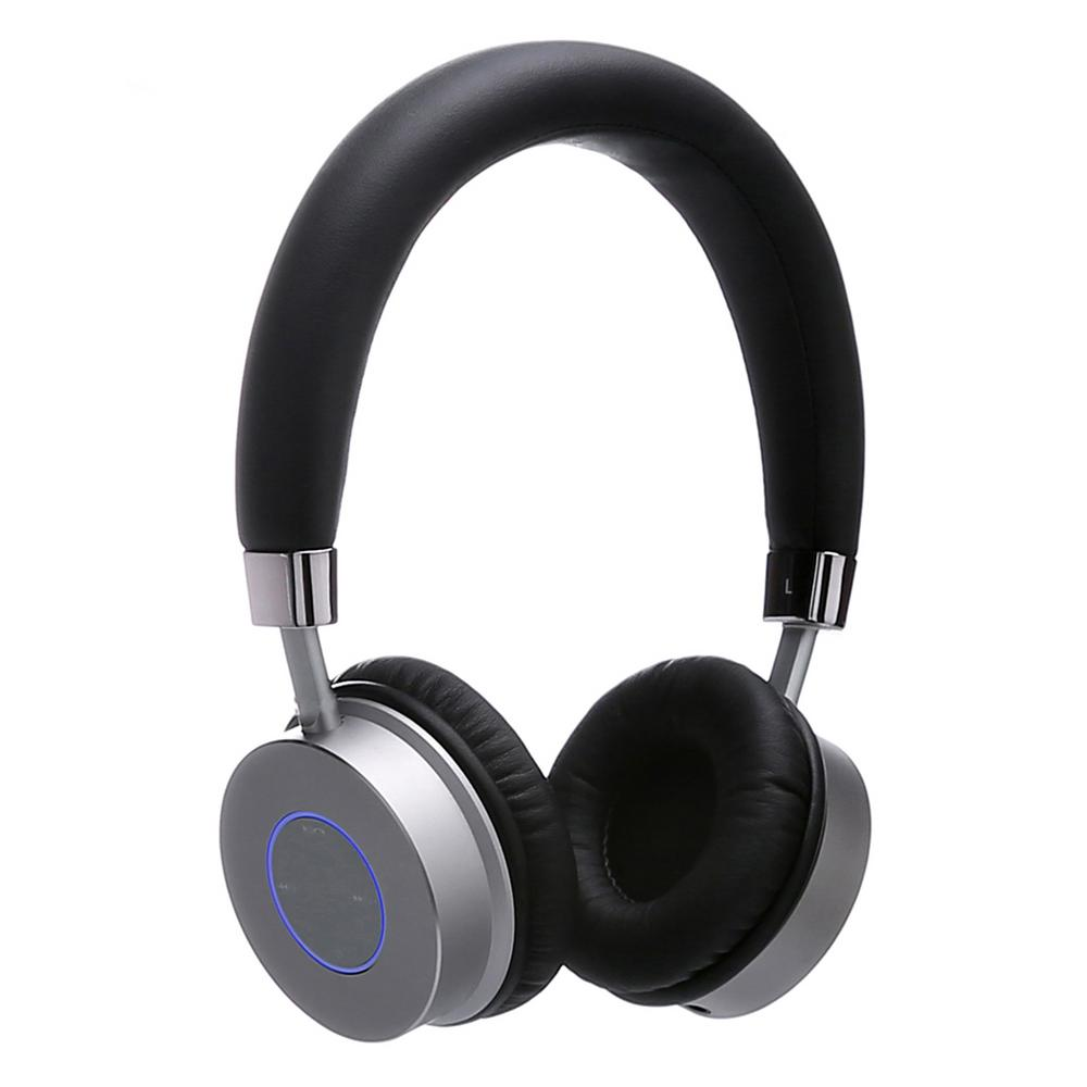 KB-200 Premium Kids' Bluetooth Wireless Headphones with Volume Limit Controls