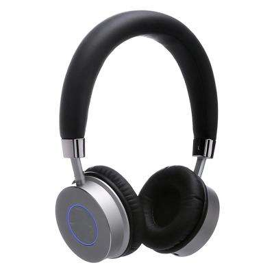 KB-200 Premium Kids' Bluetooth Wireless Headphones with Volume Limit Controls (Max 85dB) with Microphone in Black