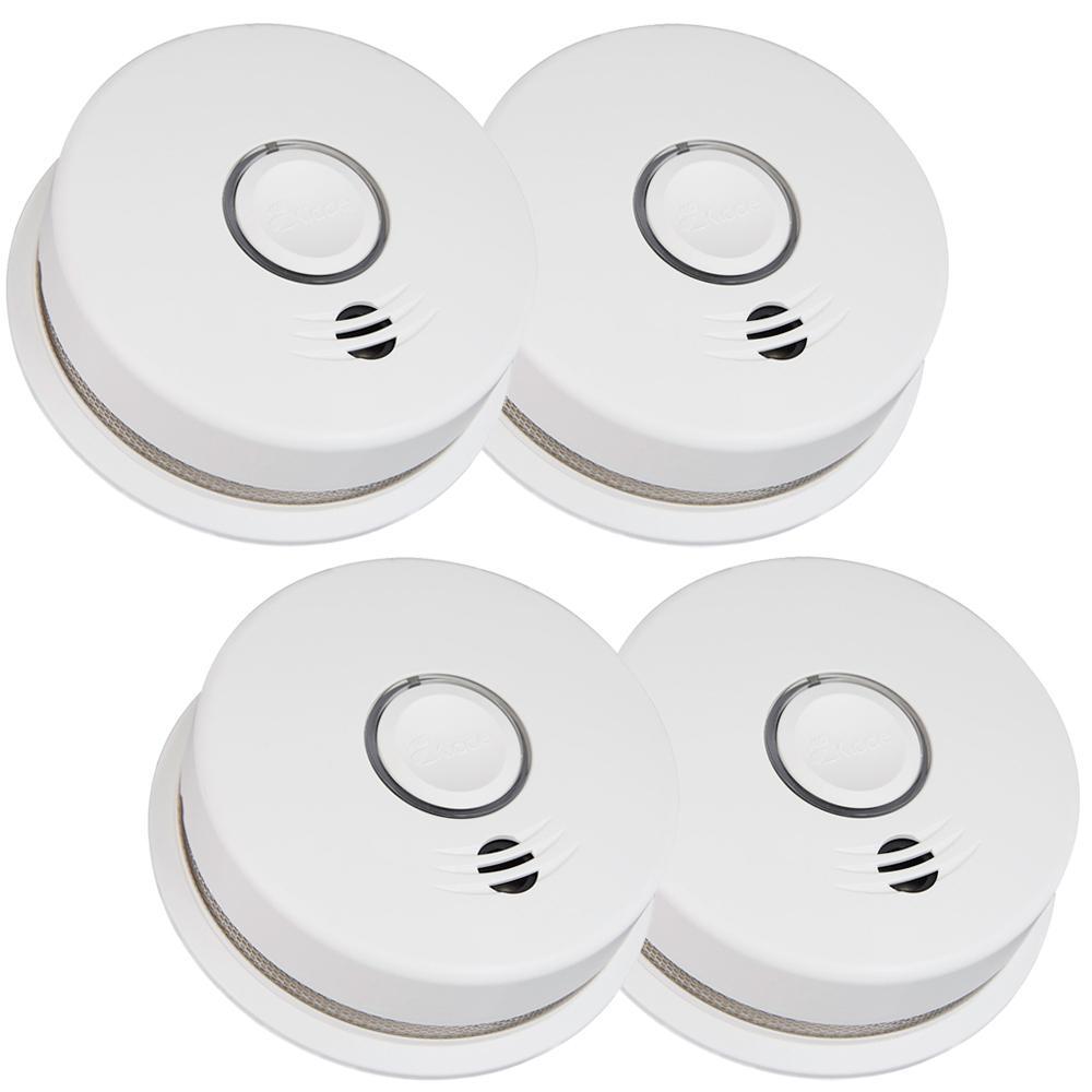 Kidde Code One 10-Year Sealed Battery Smoke Detector with Ionization