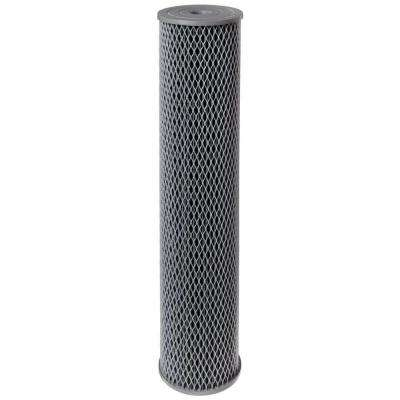NCP-20BB 20 in. x 4-1/2 in. Carbon Water Filter