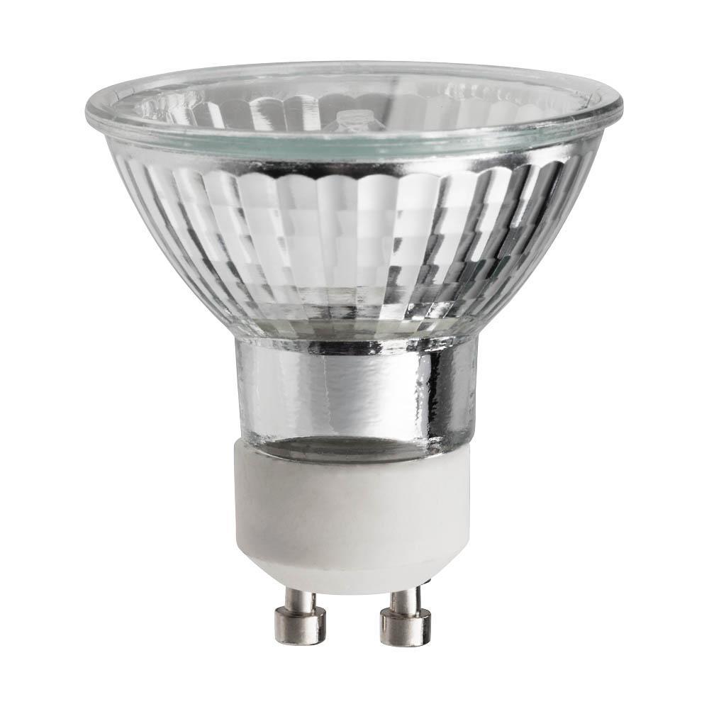 50-Watt Equivalent Halogen MR16 GU10 Dimmable Flood Light Bulb