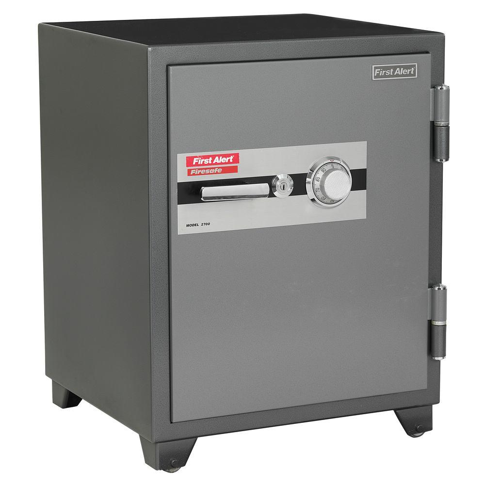 First Alert 3.12 cu. ft. Fire Resistant Commercial Safe