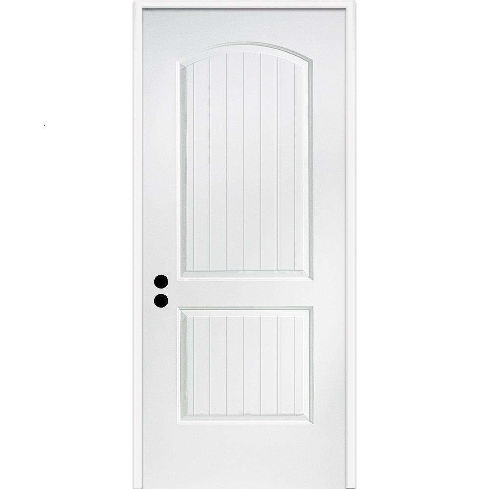 MMI Door 32 in. x 80 in. Cashal Right-Hand Primed Composi...