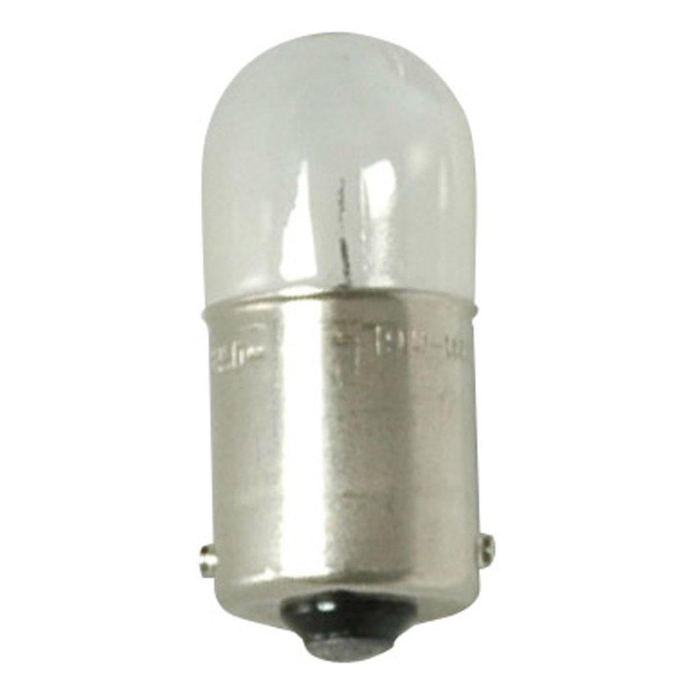Clear Glass 20-Watt Bayonet Base Light Bulb