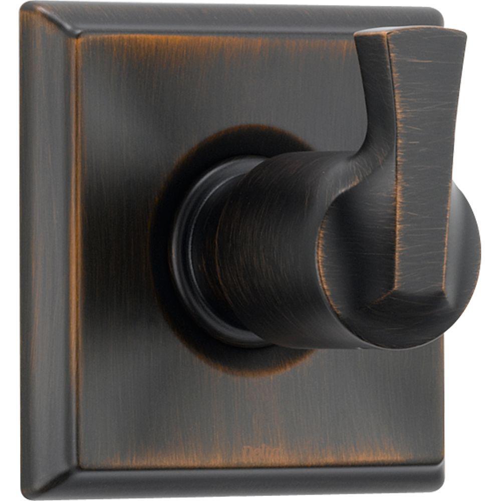 Dryden 1-Handle 3-Setting Diverter Valve Trim Kit in Venetian Bronze (Valve Not Included)