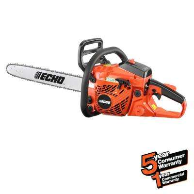 16 in. 36.3cc Gas 2-Stroke Cycle Chainsaw
