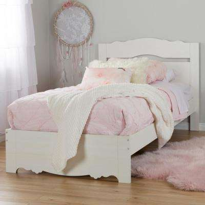 Lily Rose Twin Kids Platform Bed