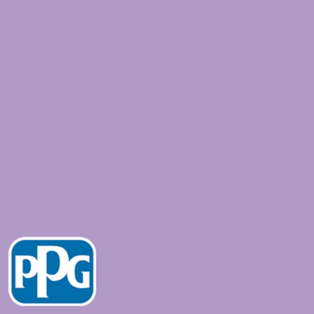 8 oz. #HDPPGV55 Sugared Plum Eggshell Interior/Exterior Paint Sample