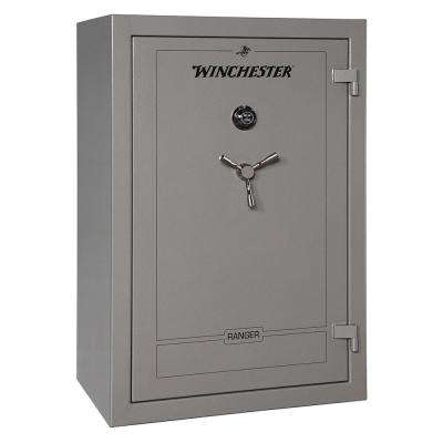 Ranger 34 cu. ft. 37-Gun 60 Minute Fire Resistant U.L. Mechanical Lock Gun Safe Gunmetal