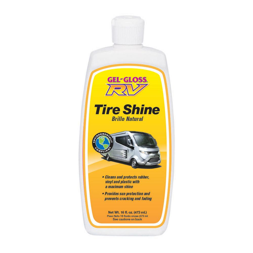 Gel Gloss RV Tire Shine 16 oz.