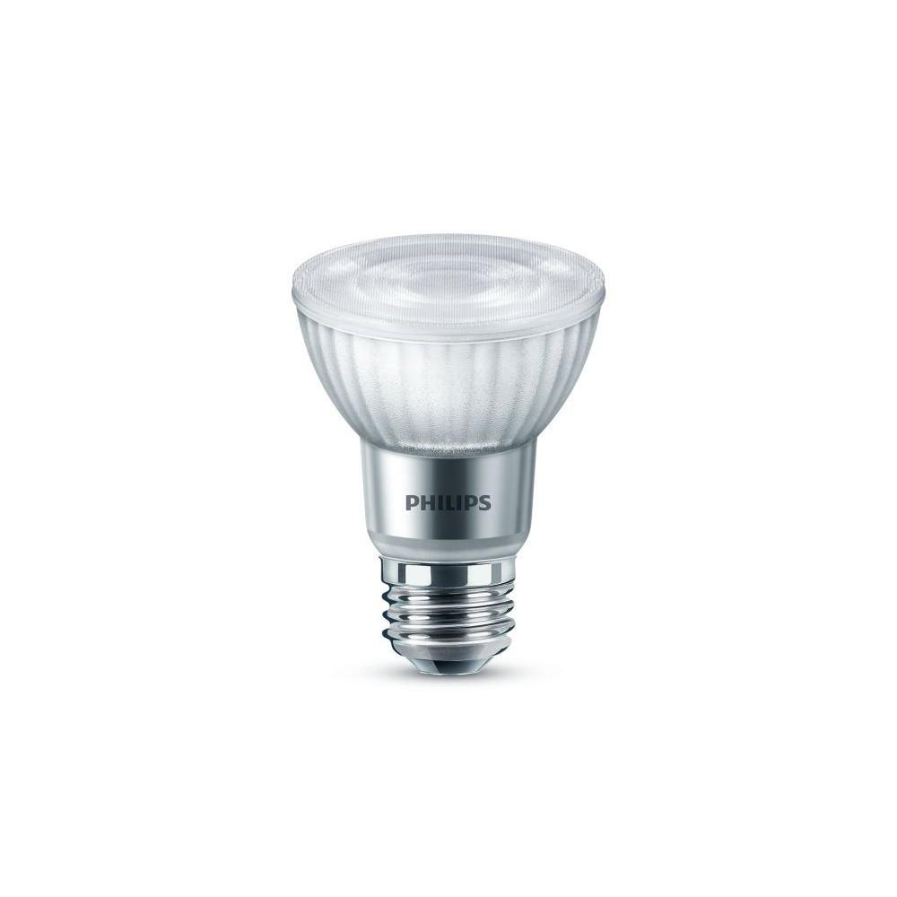 50-Watt Equivalent PAR20 Dimmable LED Flood Light Bulb Daylight (2-Pack)