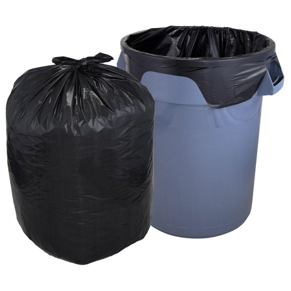 Heavy Duty Trash Bags Trash Bags Trash Recycling The Home Depot
