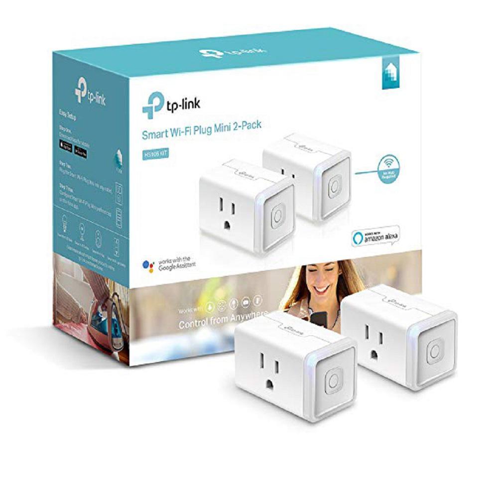 Geeni Spot Wi-Fi Smart Plug-GN-WW104-199 - The Home Depot