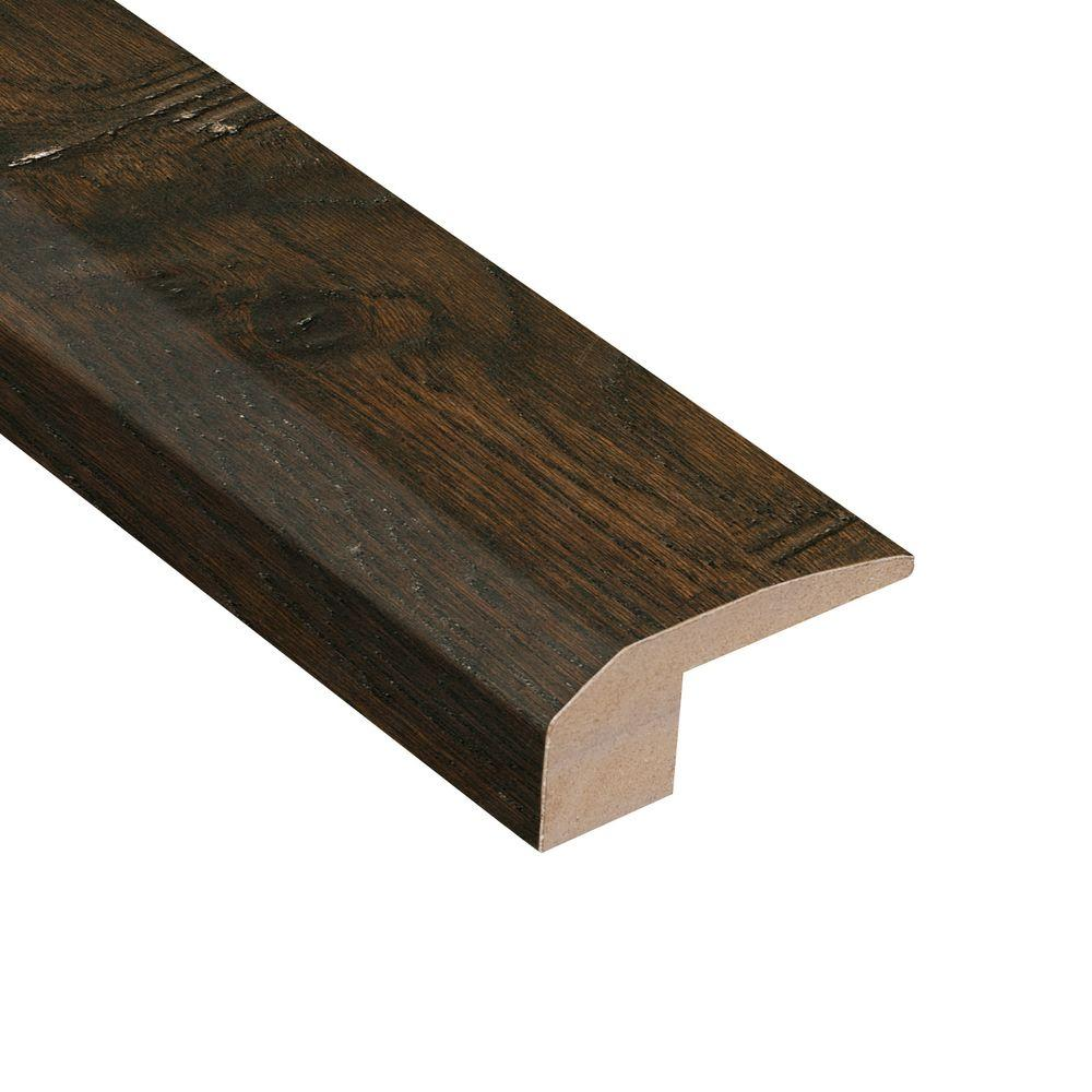 Distressed Lennox Hickory 1/2 in. Thick x 2-1/8 in. Wide x