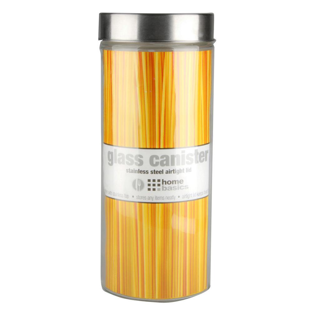 67 oz. X-Large Round Glass Jar