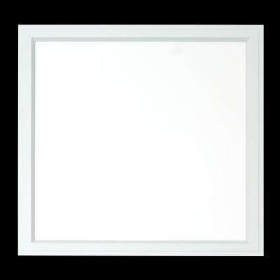 2ft. x 2 ft. 30-Watt White Integrated LED Flat Multi Panel Flush Mount