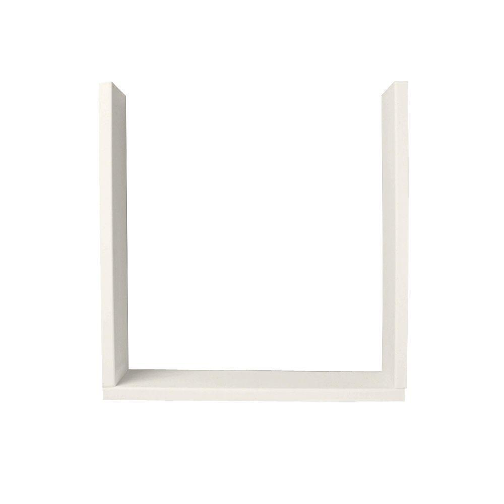 Swanstone Easy Up Adhesive Solid Surface Window Trim Kit ...