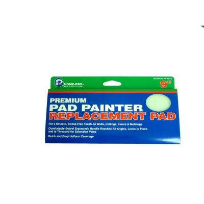 Pad Painter 9 in. Premium Replacement Pad (12-Pack)