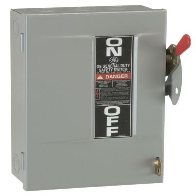 30 Amp 240-Volt Fusible Indoor General-Duty Safety Switch