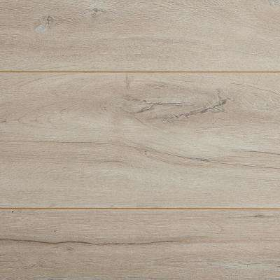 EIR El Norte Oak 8 mm Thick x 7.64 in. Wide x 47.80 in. Length Laminate Flooring (30.42 sq. ft. / case)